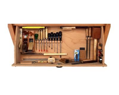 Produktbild E.C.E. Kippladen und Werkzeugsätze - Kipplade